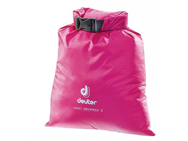 Deuter Light Drypack 3 medium, magenta